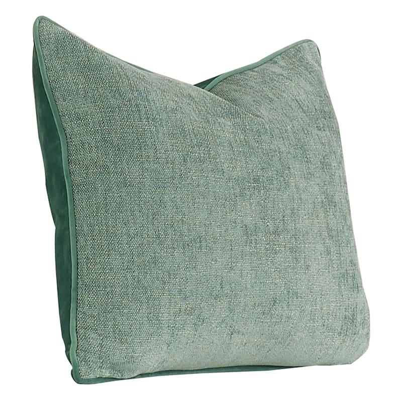 """Grace Green Pillow, 14"""" x 20"""""""