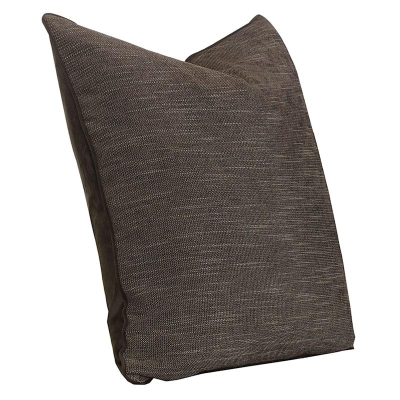 Brooke Pillow Black 24X24