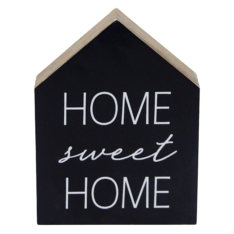 Wood Home Sweet Home Sign