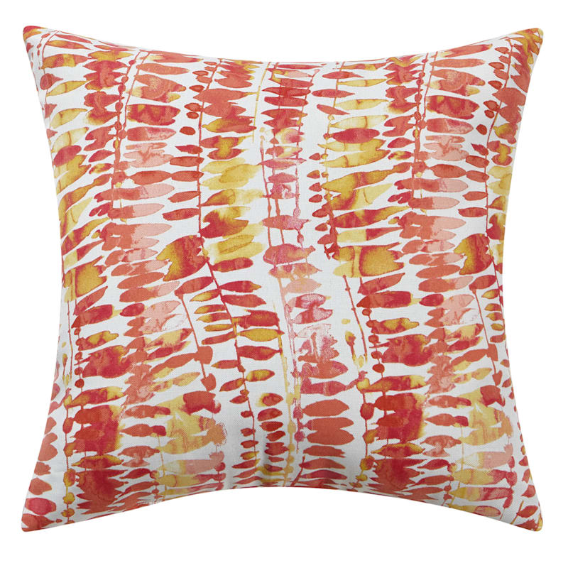 Outdoor Pillow - Watermark - Tigerlily