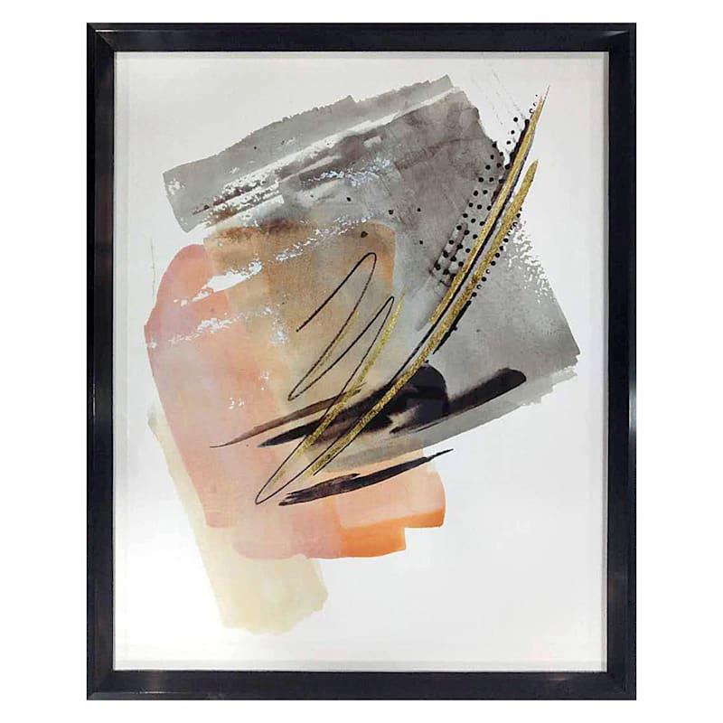 17X21 Fresh Start Framed/Glass Art