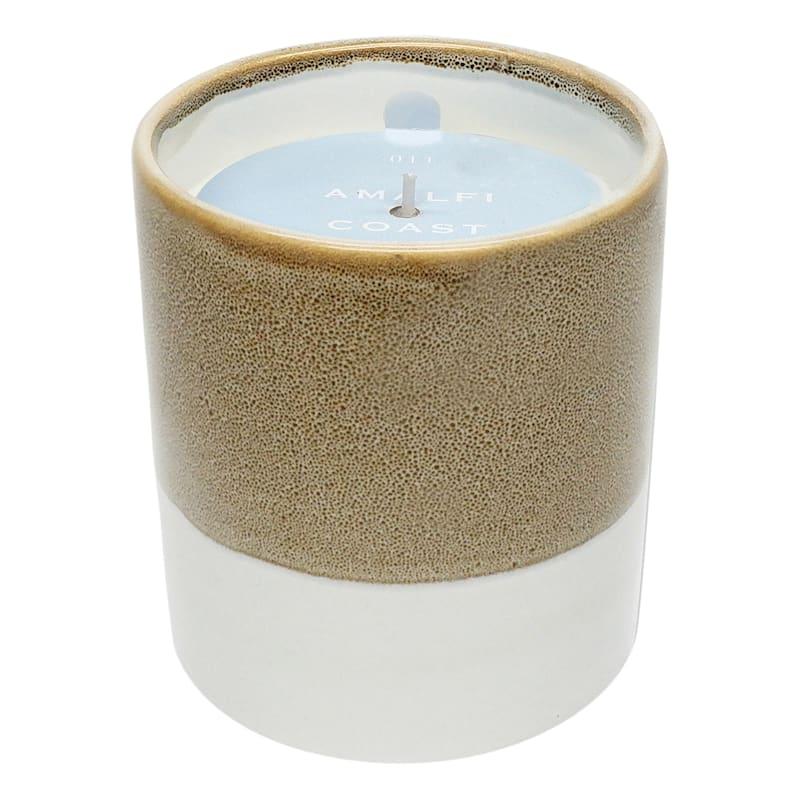 Amalfi Coast 12oz Layer Ceramic Candle