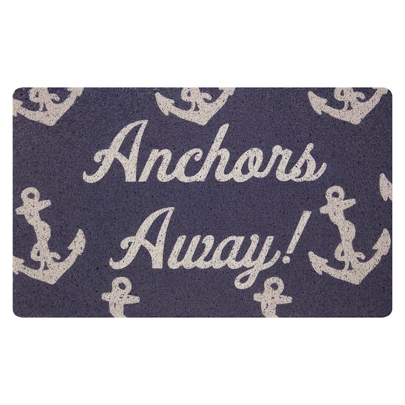 Anchors Away Ghetti 18X30