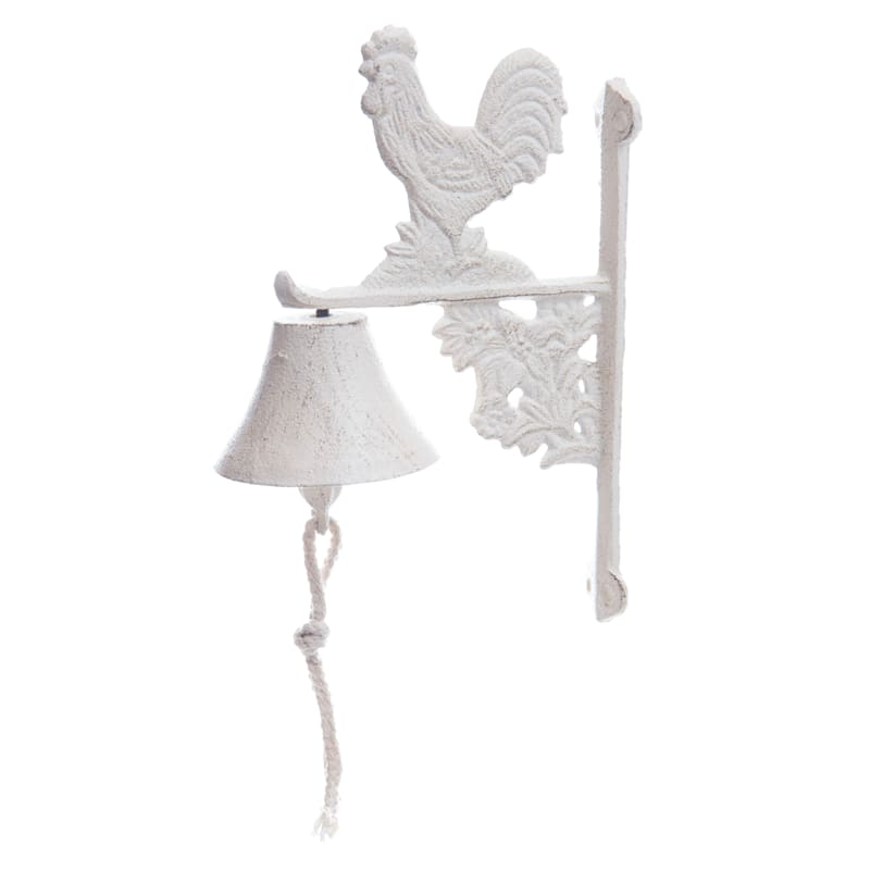 """DOOR MOUNT RINGING BELL FOR STORES OR HOME 3/"""" W X 9 1//2/"""" T METAL WALL"""