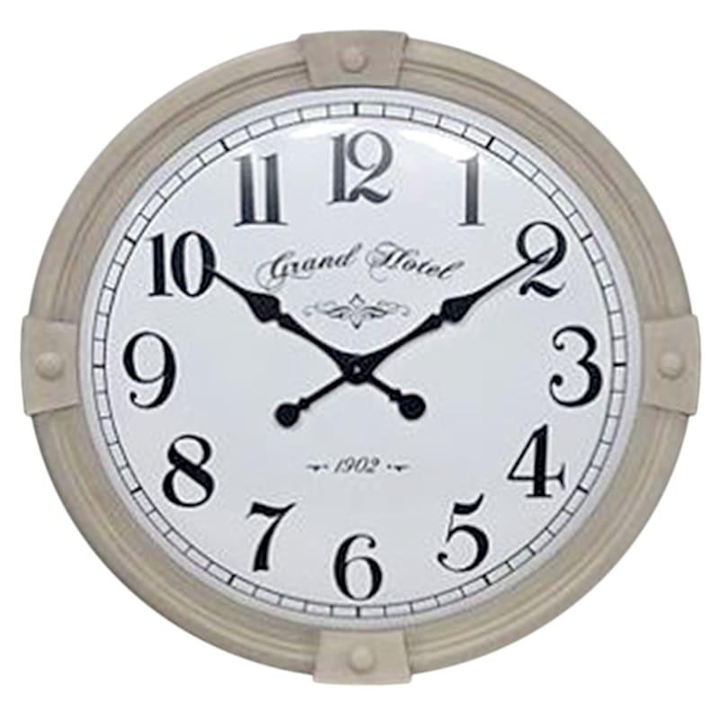 28.9in. Wall Clock