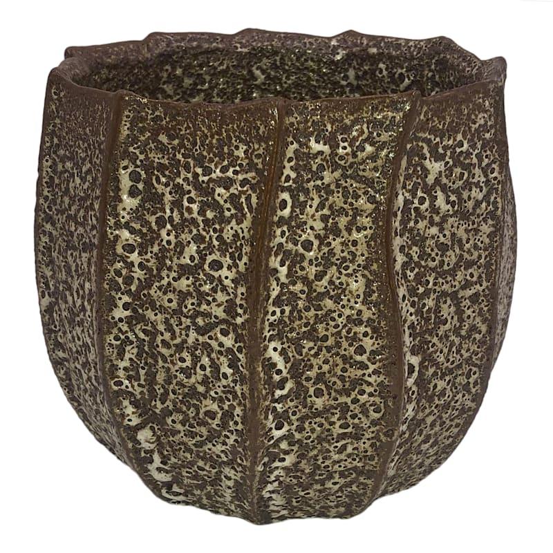 5in. Textured Ceramic Planter