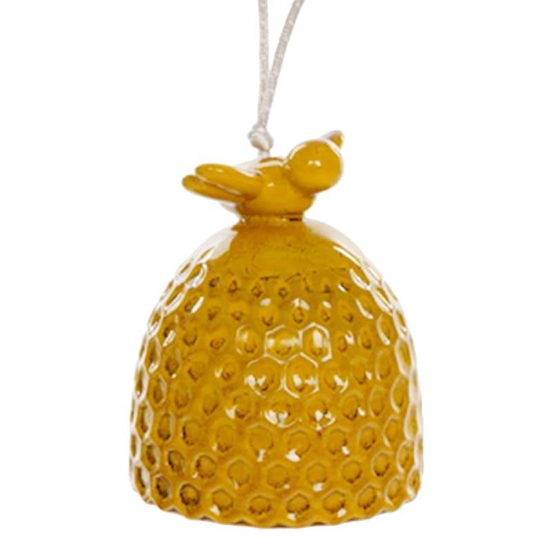 Grace Mitchell Ceramic Bee Bell