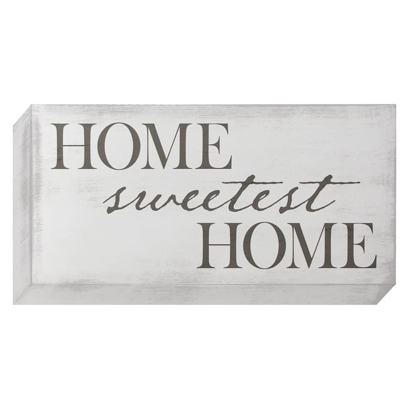 Sweetest Home Canvas Wall Art