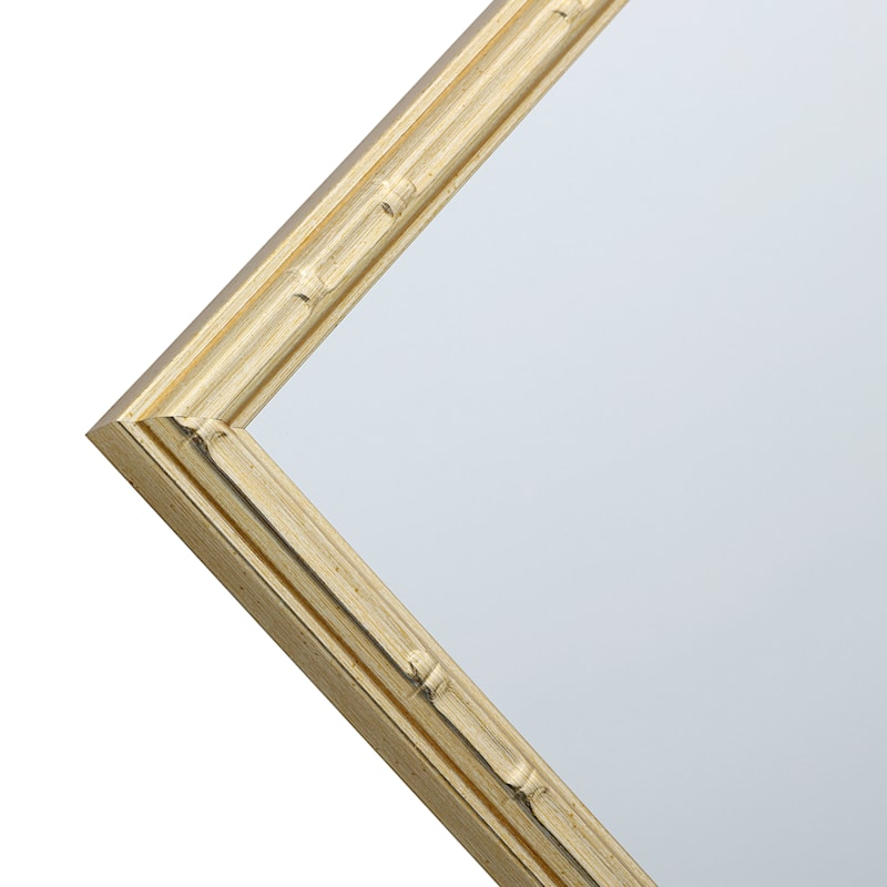 Tracey Boyd 13X25 Gold Framed Mirror