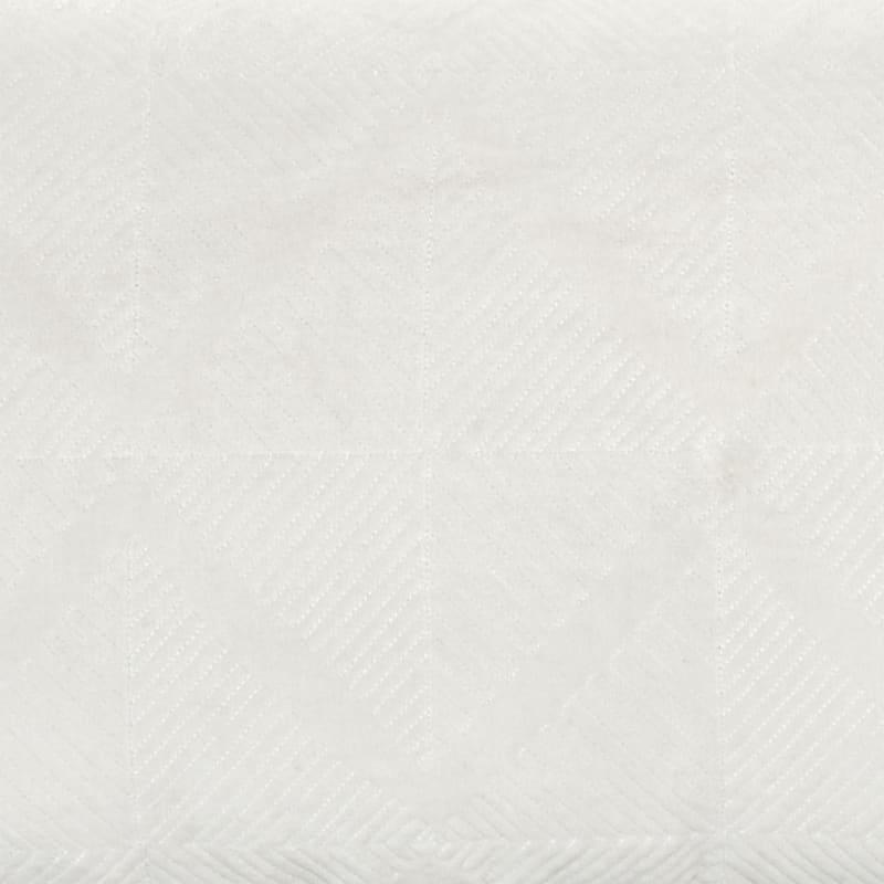 WHITE PILLOW 14X26
