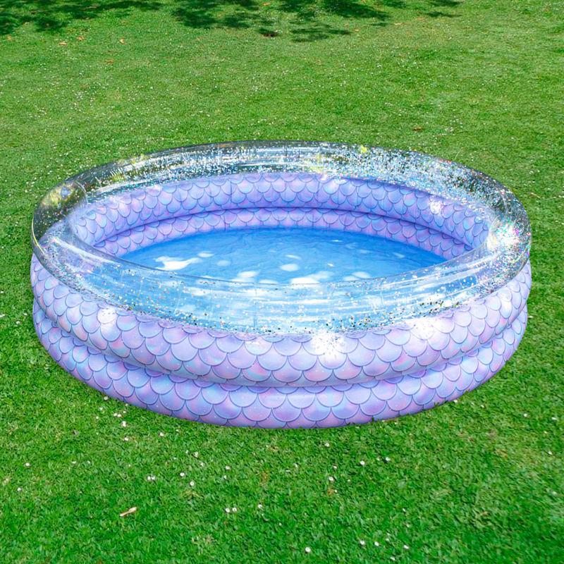 60in. Mermaid Sunning Pool