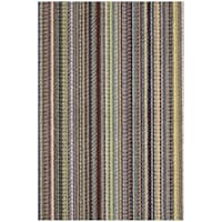 (D315) Carnival Scatter Rug Multi Colored, 2x4