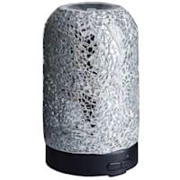 Mosaic Silver Oil Diffuser