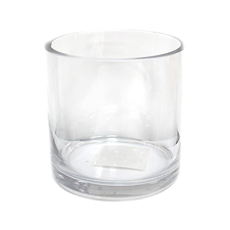 Cylinder Clear Vase