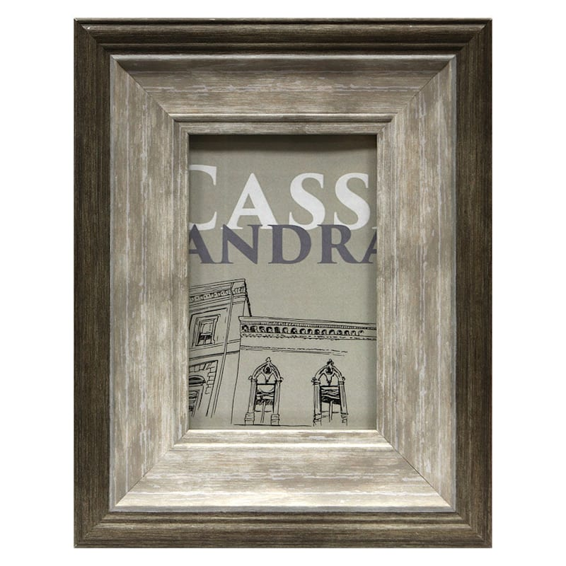 4X6 Brown/Taupe Tabletop Frame