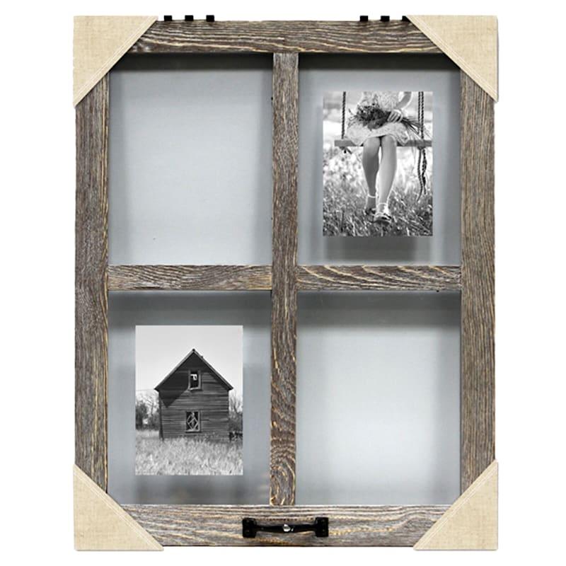 19.5X25 Grey Float Frame