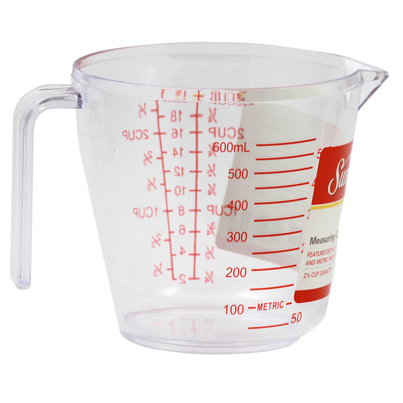 2 1/2 Cup Capacity