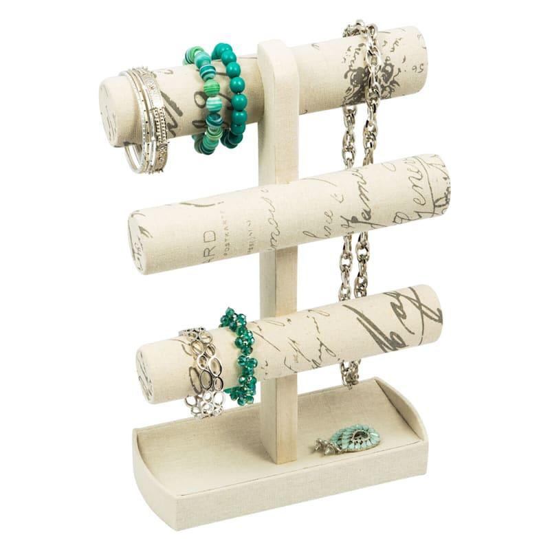 3 Rung Necklace Bar