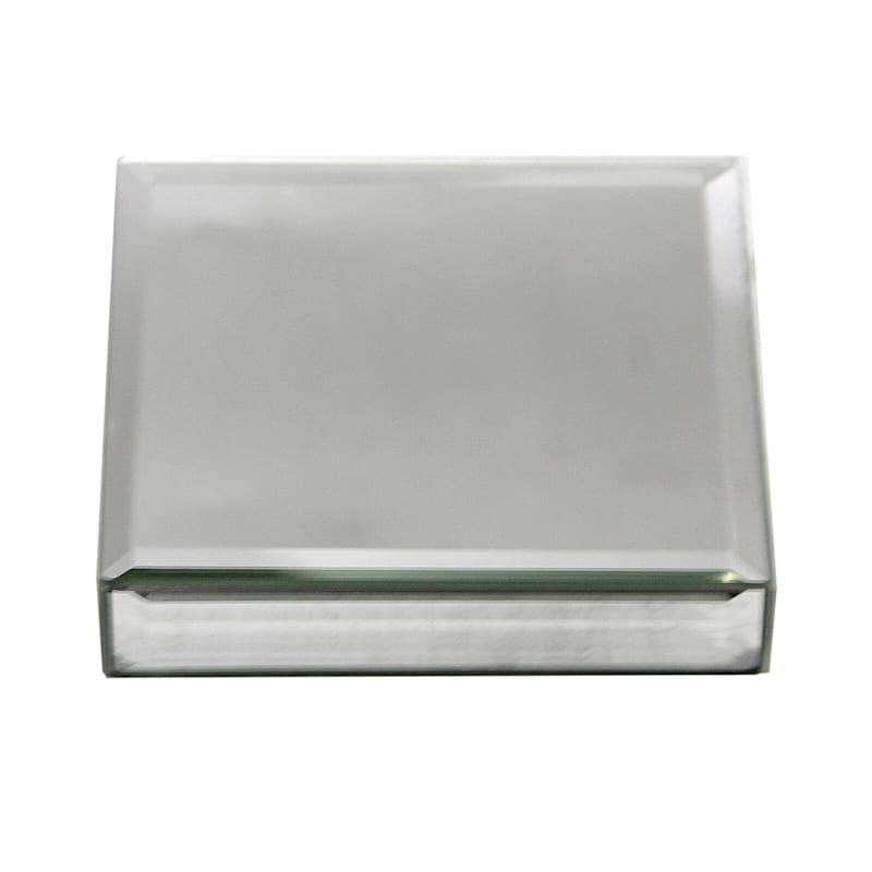 5X1 Silver Mirror Riser