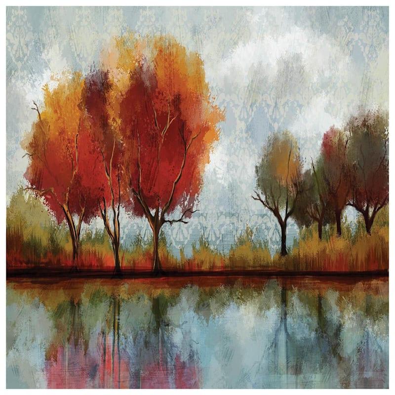 36X24 Fall Grove Canvas