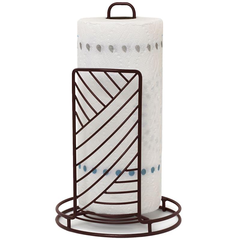 Wright Bronze Paper Towel Holder