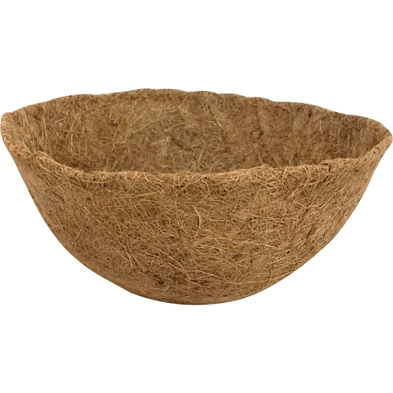 Shaped Basket Coco Liner 10-in