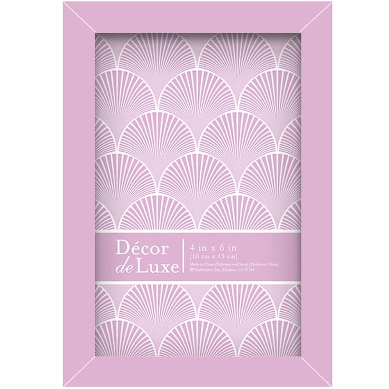 4X6 Pink Lavender Tabletop Frame