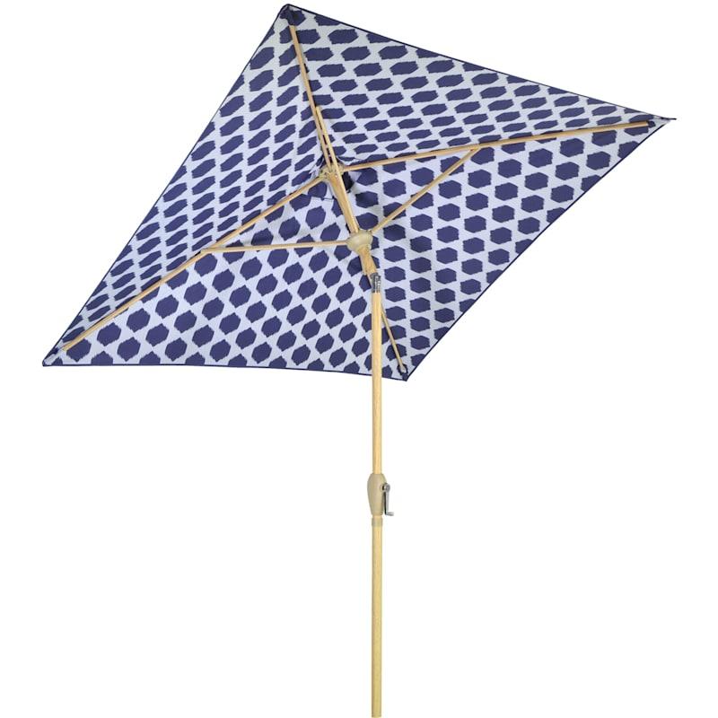 6' Dual-Sided Umbrella