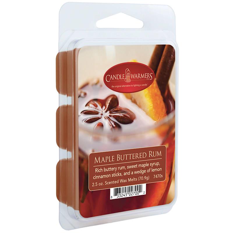 Maple Butter Rum Wax Melt
