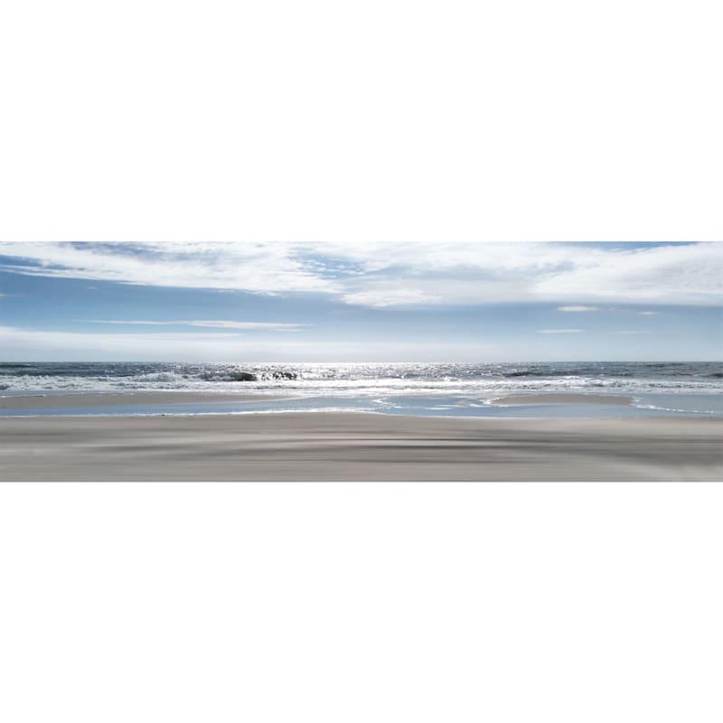 36X12 Beach Bliss Canvas Art