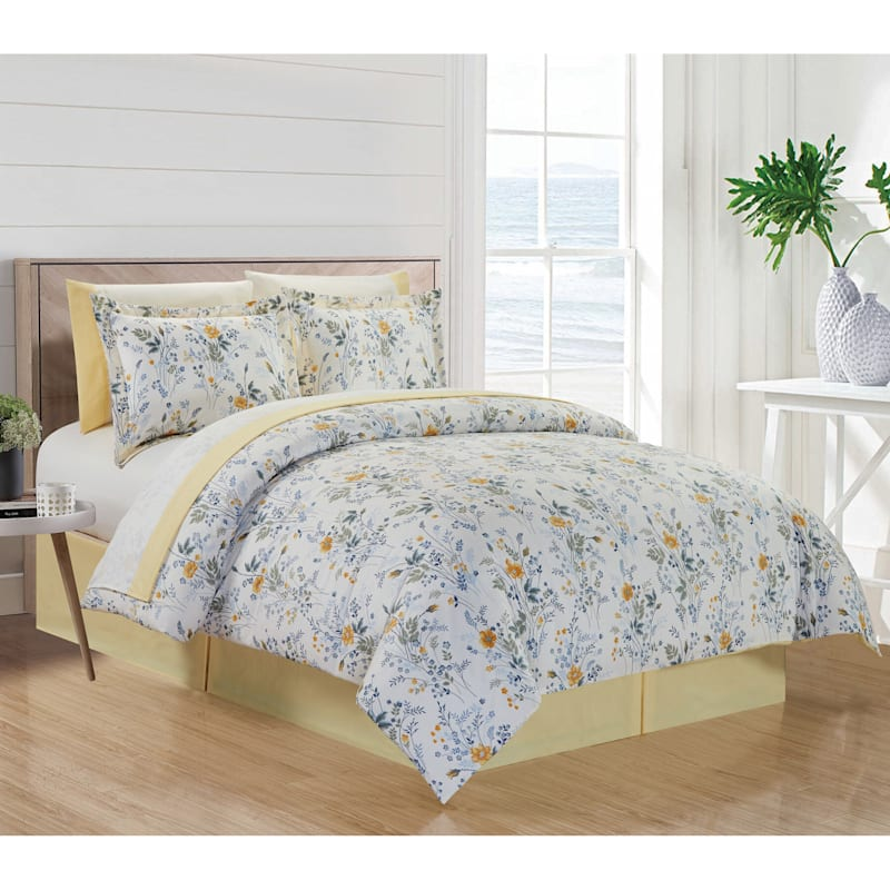 Remy 8-Piece Print Bed In A Bag Queen