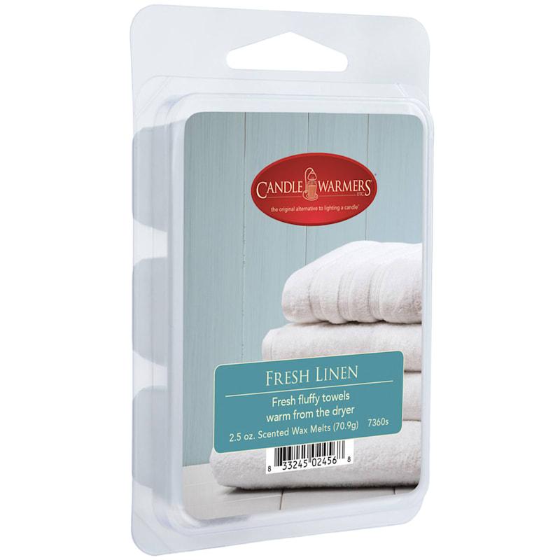 2.5oz Fresh Linen Wax Melt