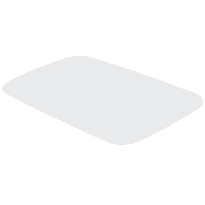 Melamine White Square Platter