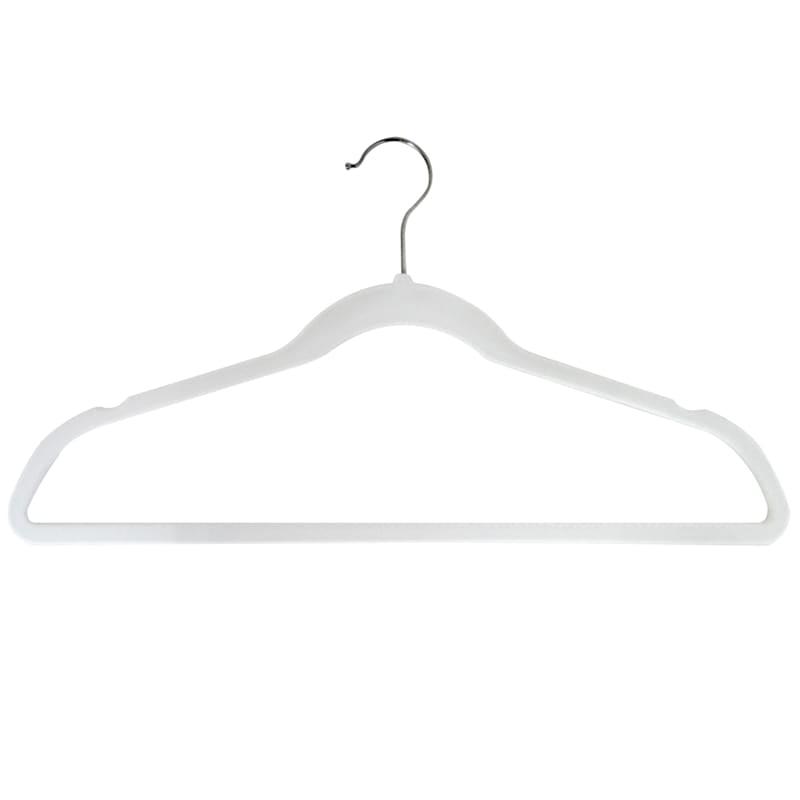 Velvet Peal 10 Piece Suit Hanger