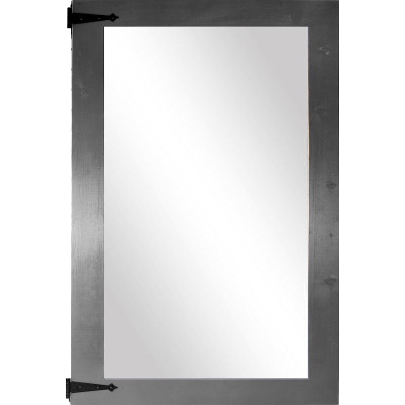Shanty2Chic Rustic Wood Mirror