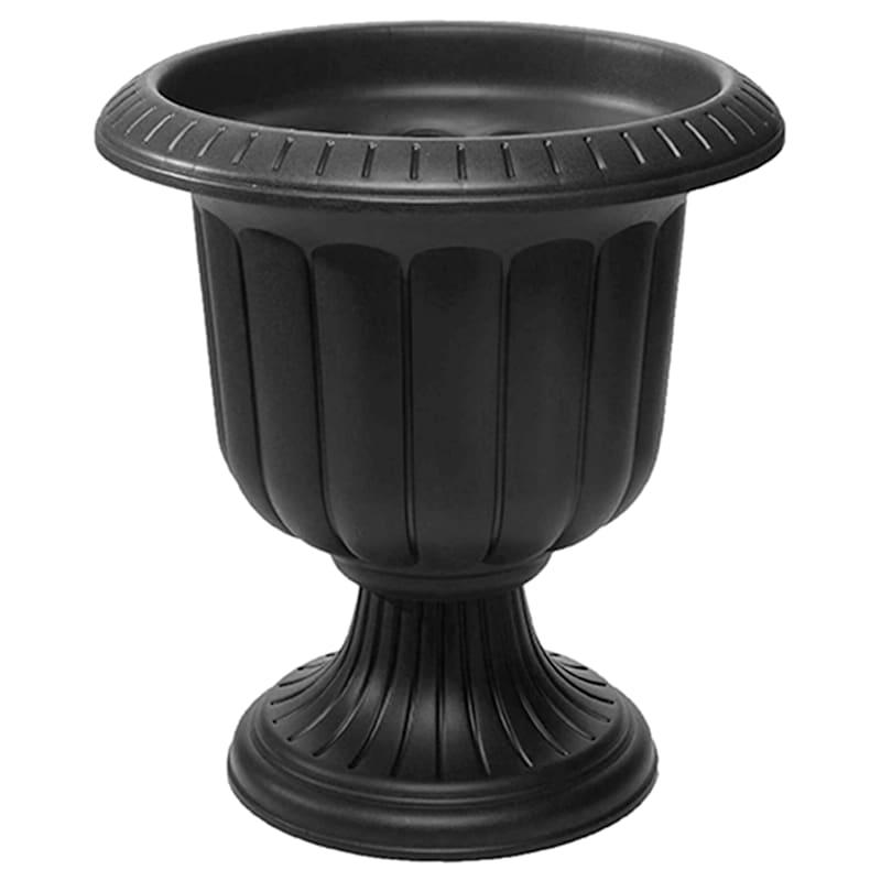 14in. Classic Urn Black