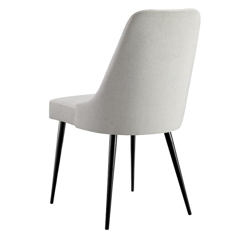 Mereen Ivory Upholstered Dining Chair