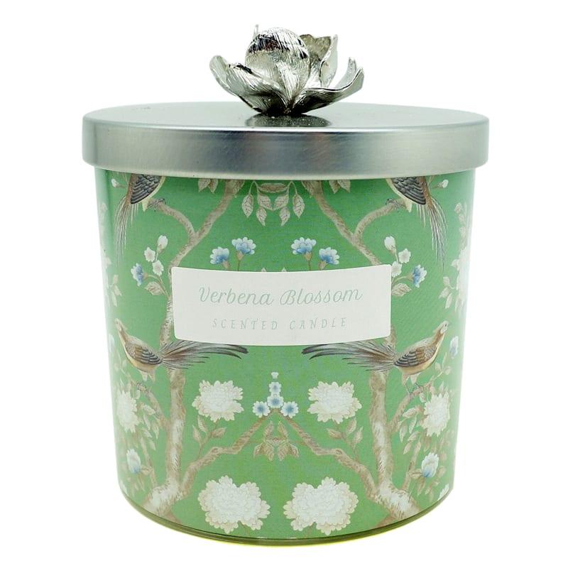 Grace Mitchell Verbena Blossom Jar Candle, 13 Oz