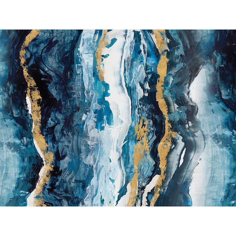40X30 Effectus I Embellished Canvas