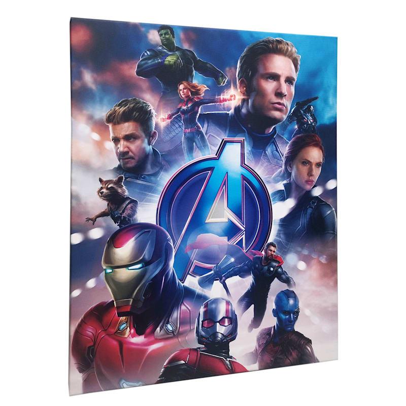 16X20 Marvel Endgame Canvas Wall Art