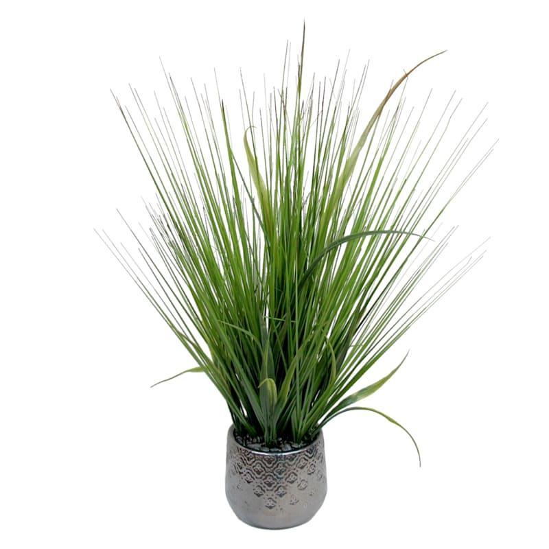 22X12 Gr Grass Bronze Pearl Pot