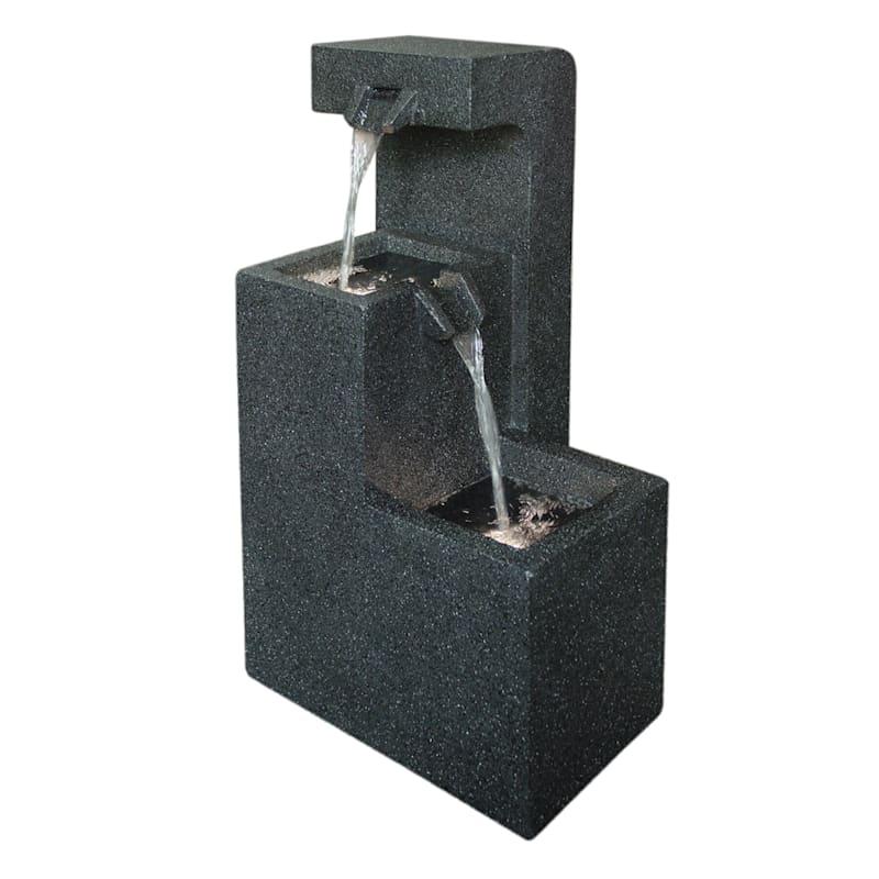 3-Tier Modern Fountain