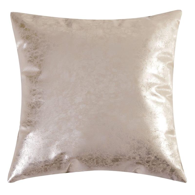 Modern Dreams Emma Rose Gold Pillow 18X18