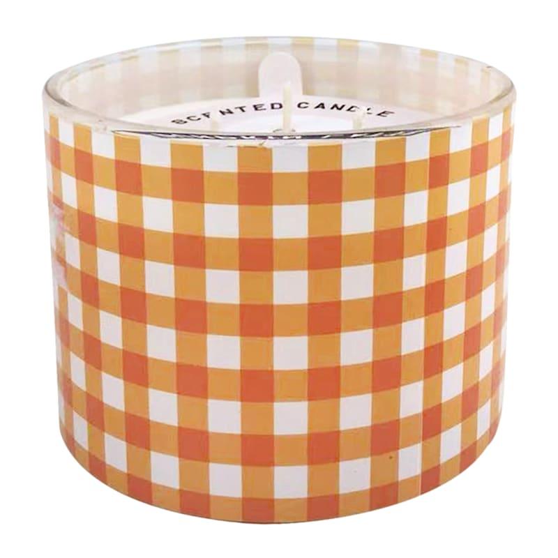 Pumpkin Latte Ghost Candle, 15oz