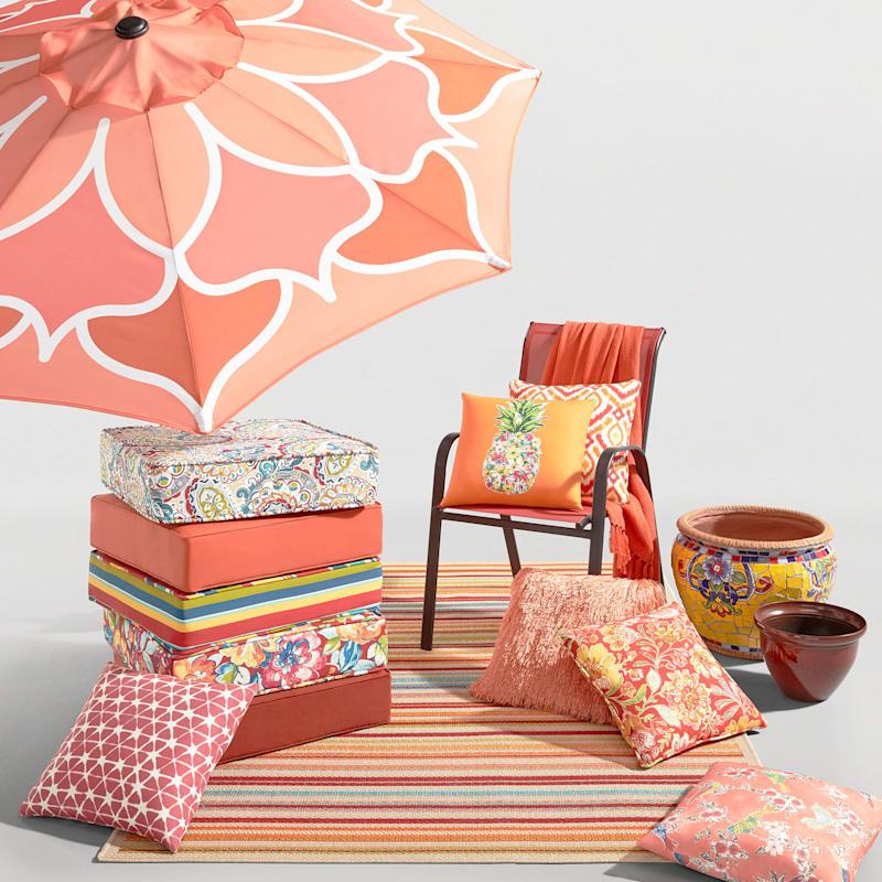Macrae Garden Outdoor Deep Seat Cushion