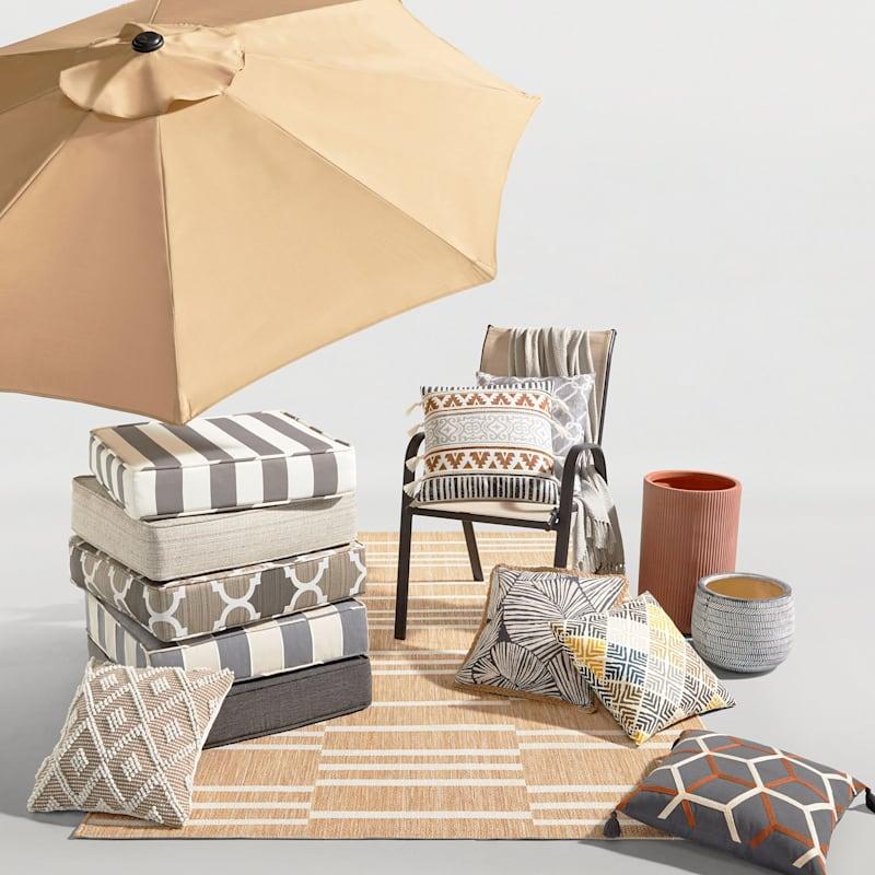 Fiddlestix Outdoor Premium Deep Seat Cushion