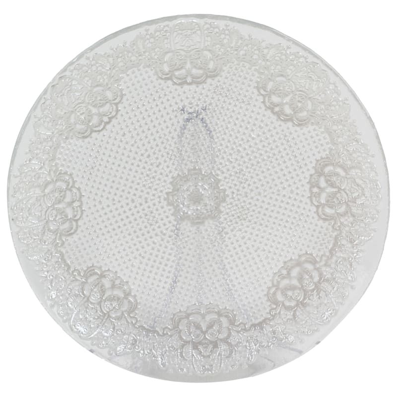 8.3IN LACE SALAD PLATE