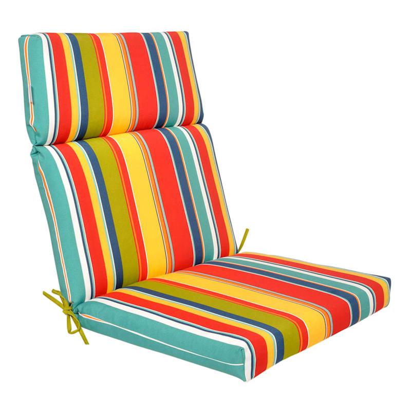 Macrae Garden Outdoor Hinged Chair Cushion