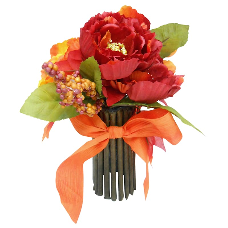 Assorted Peony, Berry & Leaf Stack