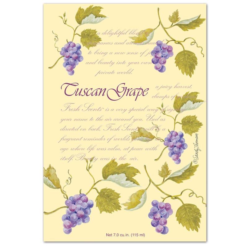 Tuscan Grape Sachet (Set of 3)